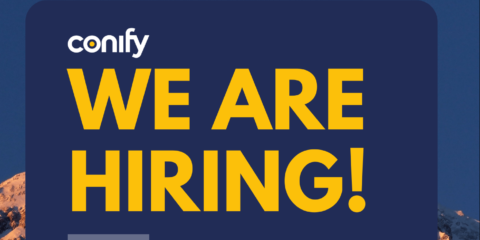 Conify we are hiring!